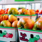 york region heriloom tomatoes